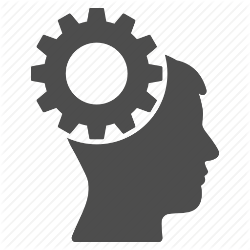 picture transparent download Gray search view toolbar. Mechanic clipart brain gear.