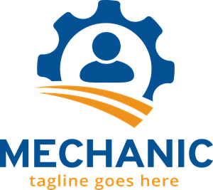 jpg free Logo eps free download. Mechanic vector