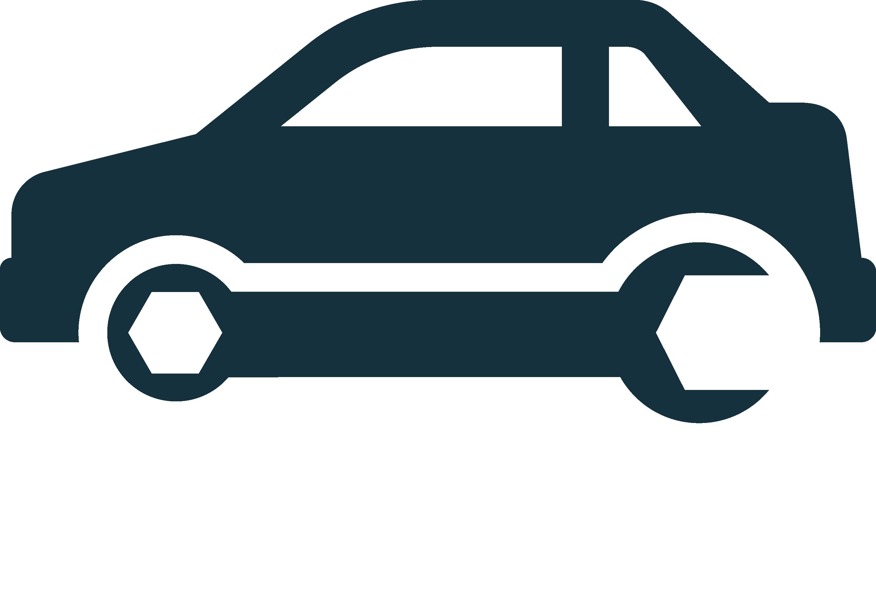 image Car automobile repair shop. Mechanic vector
