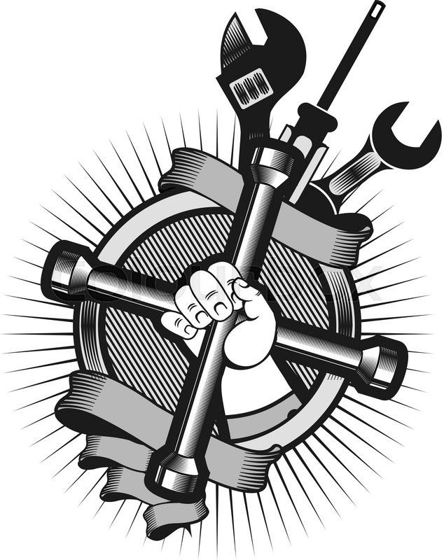 jpg free Image result for stickers. Mechanic vector