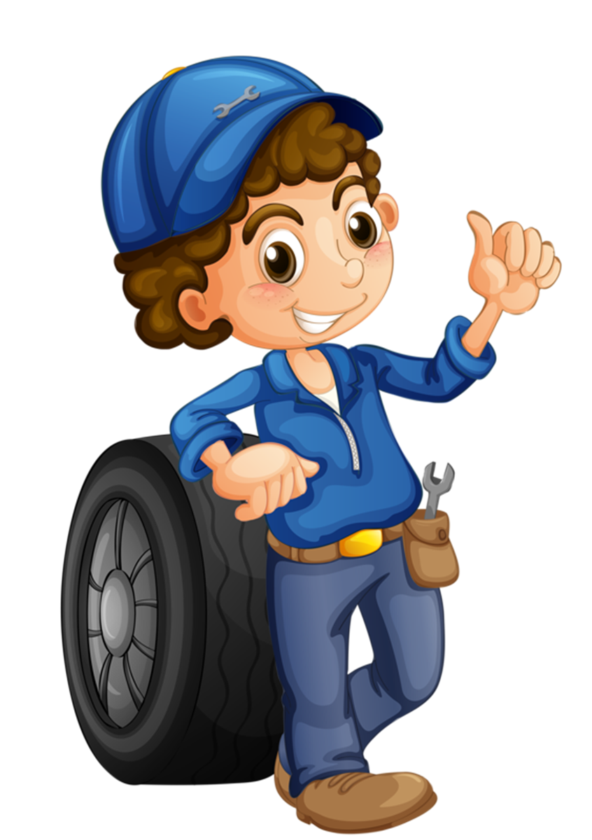 png free download Car Auto mechanic Female Illustration