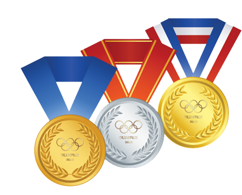 clipart free stock Gold metal free on. Medal clipart.