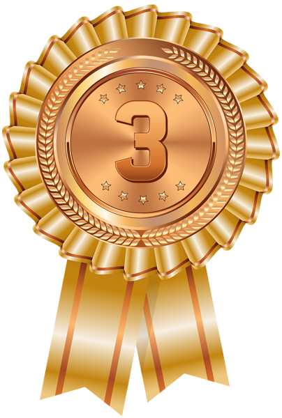 png transparent library Medal clipart bronze. Many free eps vector.