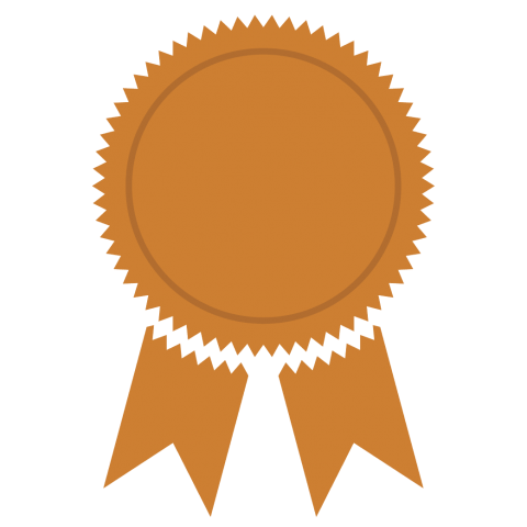 clip stock Medal clipart bronze. Png free images toppng.