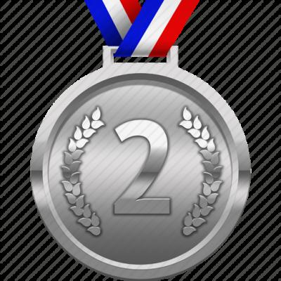 jpg transparent download Download free png transparent. Medal clipart silver.