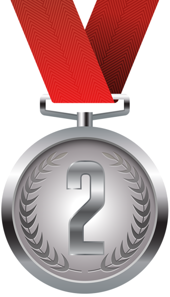 picture Png clip art gallery. Medal clipart silver.