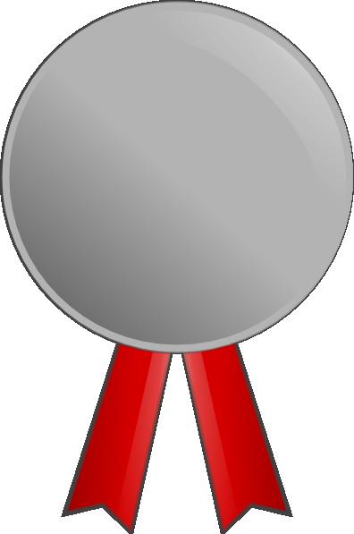 clip art transparent download Medal clipart silver. Clip art at clker.