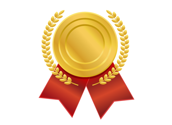 graphic library Medal transparent. Gold png images all
