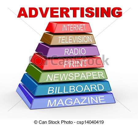 freeuse stock  advertising clipartlook. Media clipart advert.