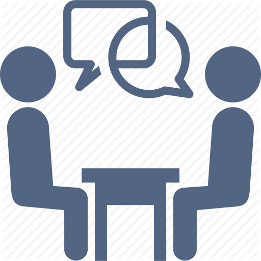 banner download interview icon