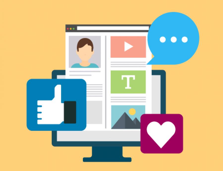 freeuse download Social logo technology communication. Media clipart techology.