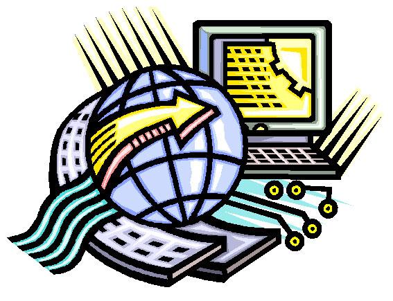 jpg royalty free library Media clipart techology. Technology clip art panda.