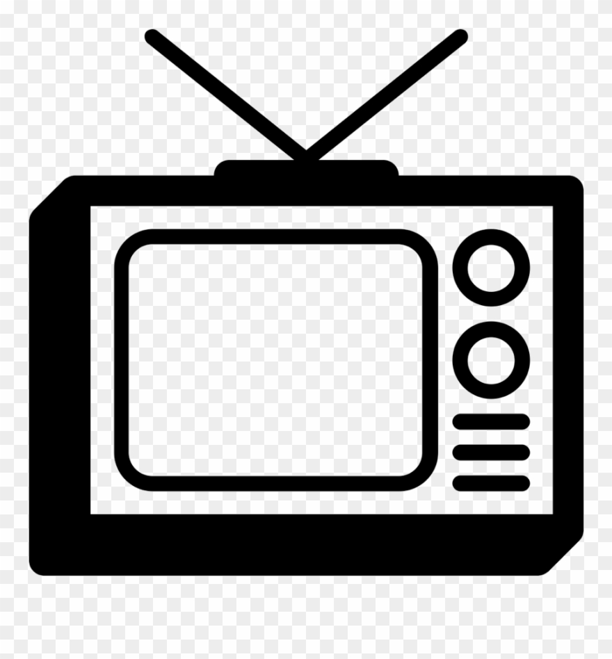 image royalty free stock Advertising clipart broadcast media. Tv advertisement clip art