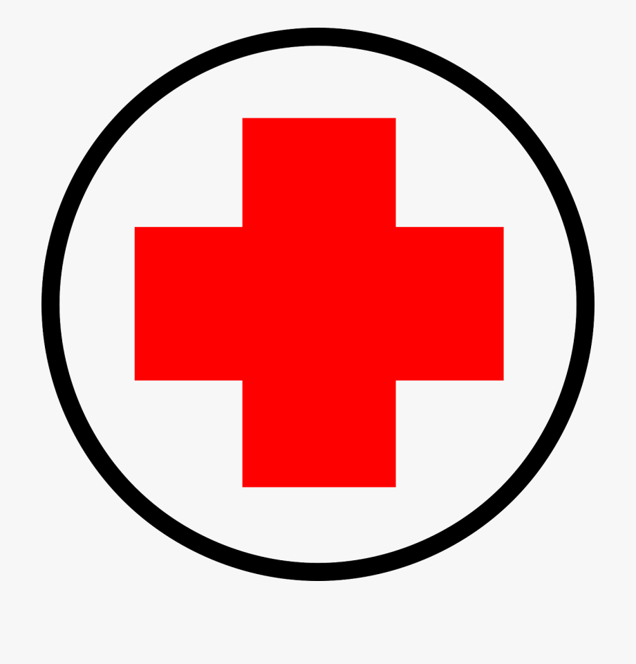 clipart transparent download Red cross doctor free. Medical clipart