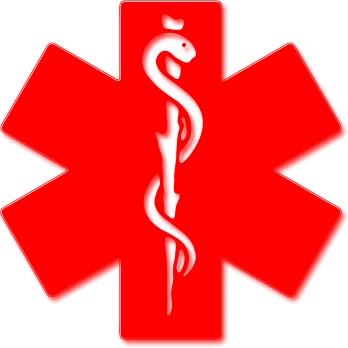 free Medical clipart. Pharmacy red alert emt