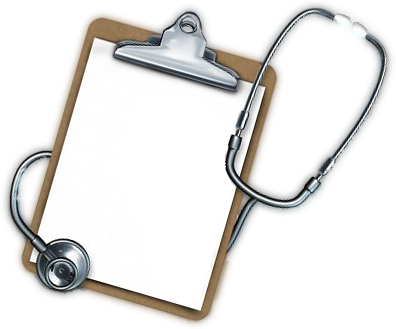 svg freeuse stock Medical Clipboard Clipart