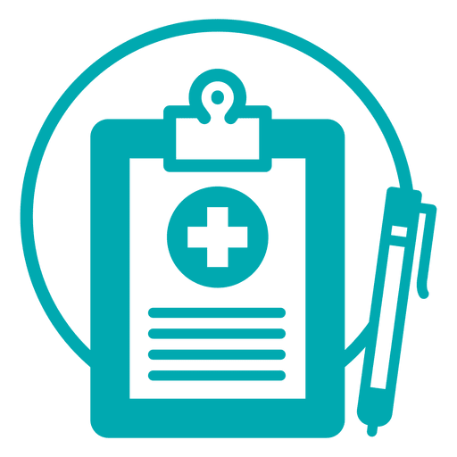 banner free Medical record icon