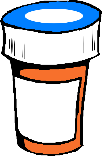 banner library library Medication clipart pharmasist. Pharmacy bottle clip art.