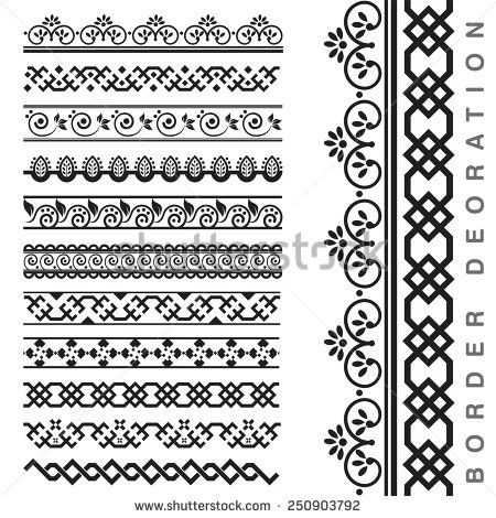 clipart transparent library Patterns free for download. Medieval vector