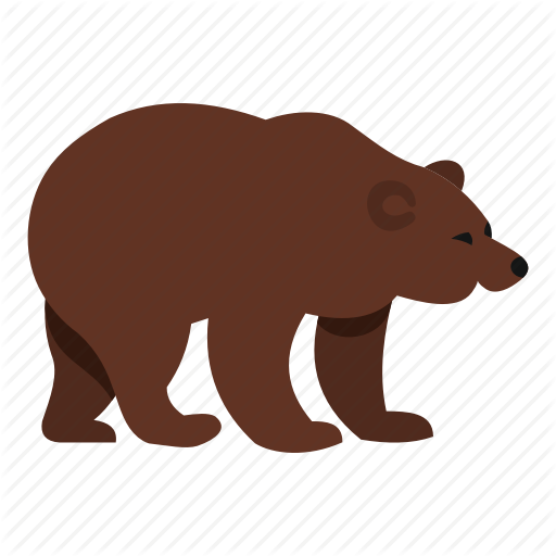 clip library download medieval vector bear #99610040
