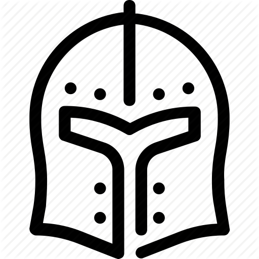 graphic black and white stock Medieval