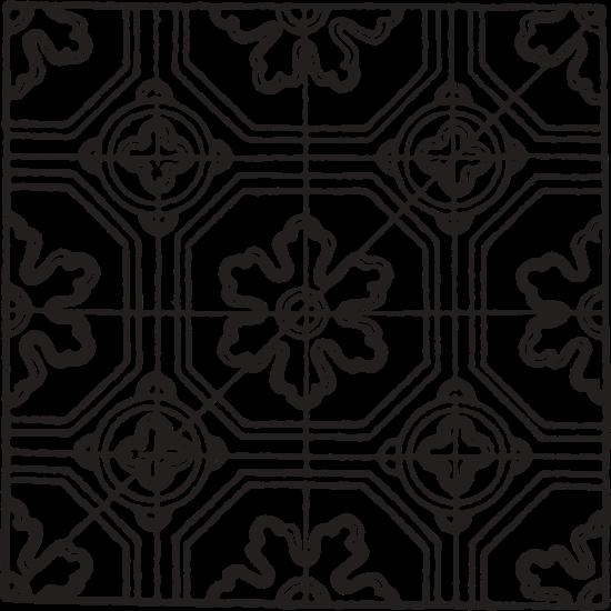 picture transparent download Renaissance Enamel Pattern