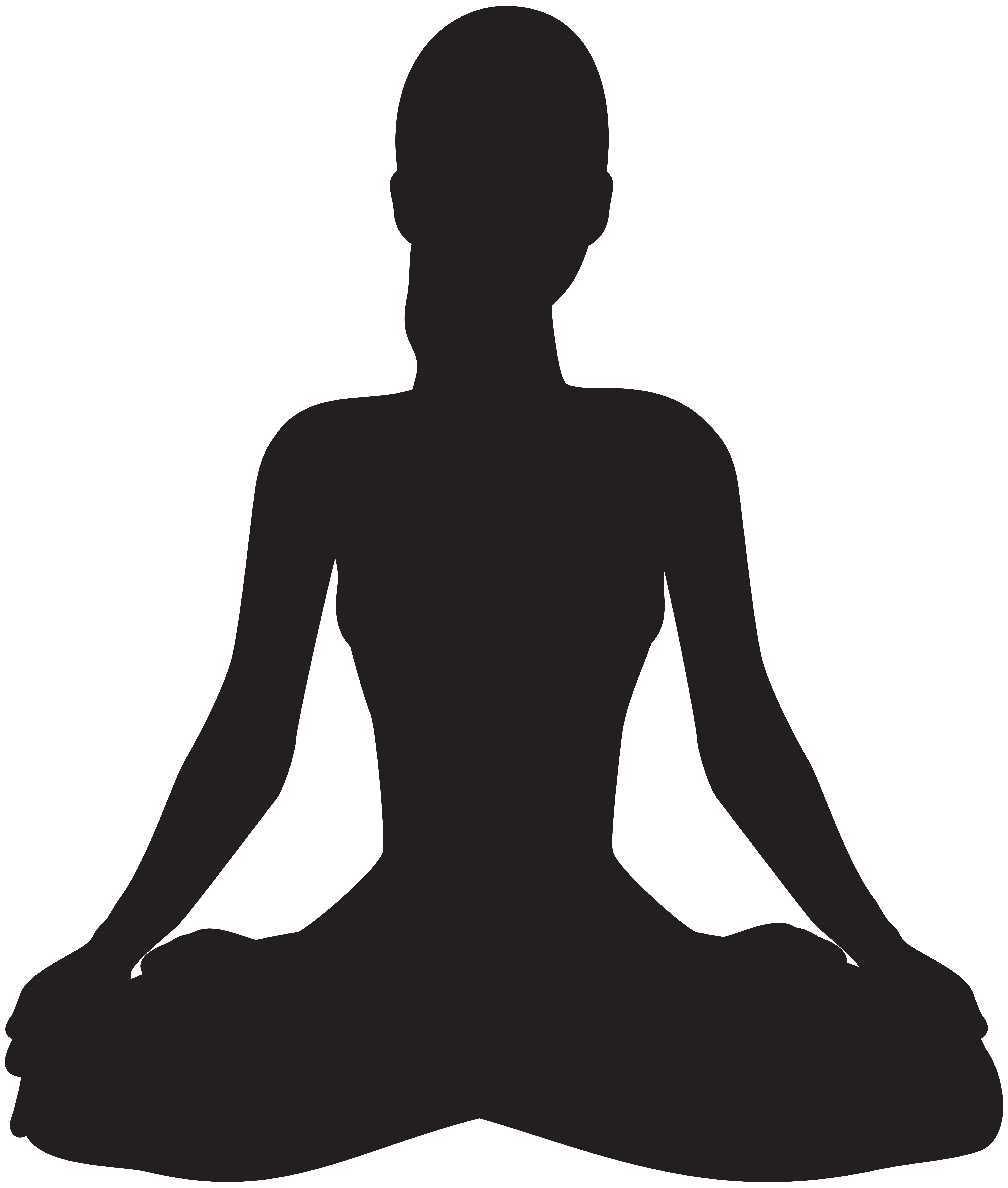 picture library download  collection of transparent. Meditation clipart.