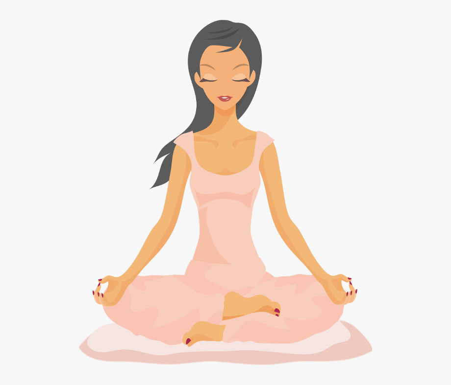 picture royalty free stock Meditation clipart. Emotional health template powerpoint