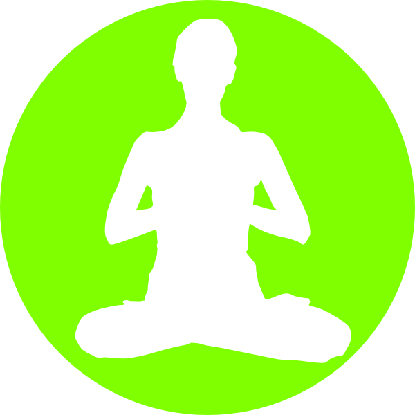 svg free library Meditation Clipart at GetDrawings