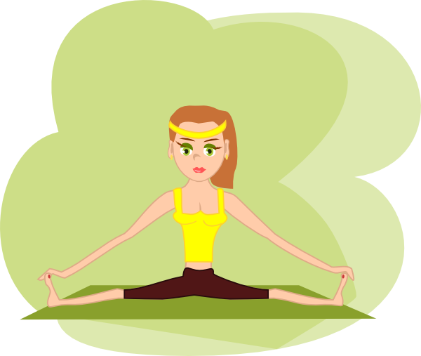 picture download Fitness Girl Clip Art at Clker