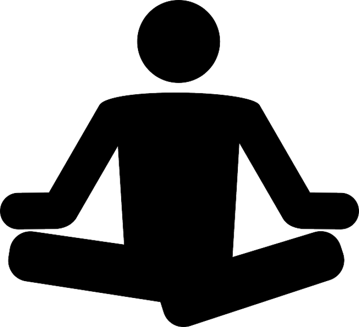 royalty free stock Meditation Made Simple