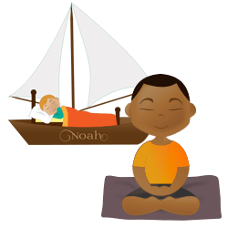 jpg royalty free download Free kid friendly guided. Meditation clipart relaxing music.