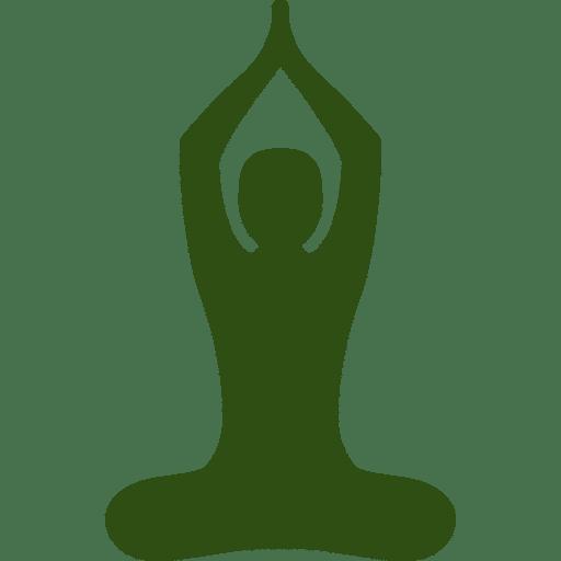 jpg black and white download meditation clipart senior yoga #80907663