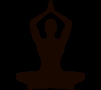 clip Meditation Symbol transparent PNG