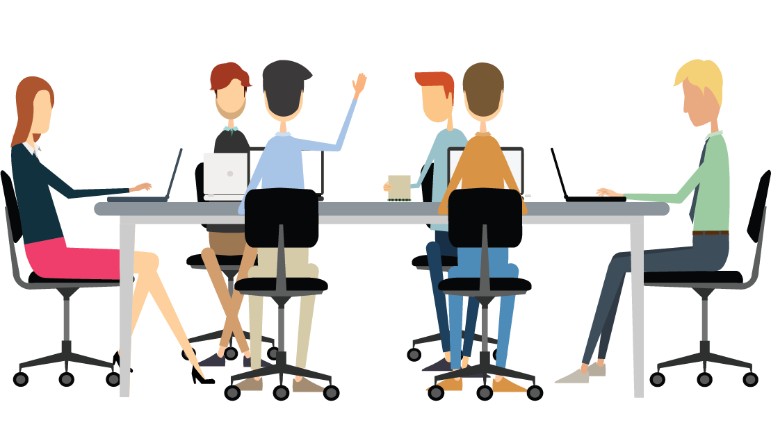 svg royalty free stock How to Run Efficient Meetings