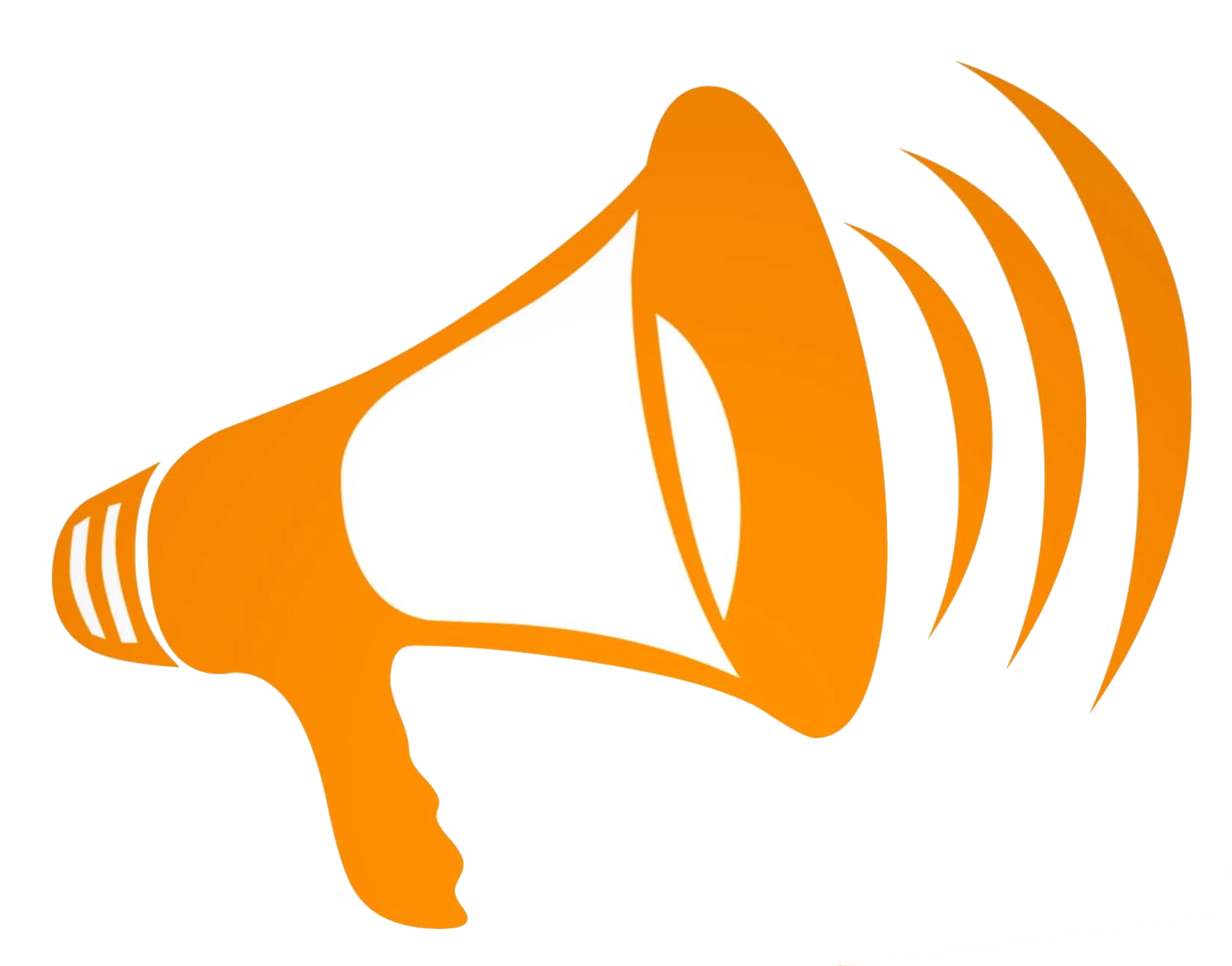 svg stock megaphone