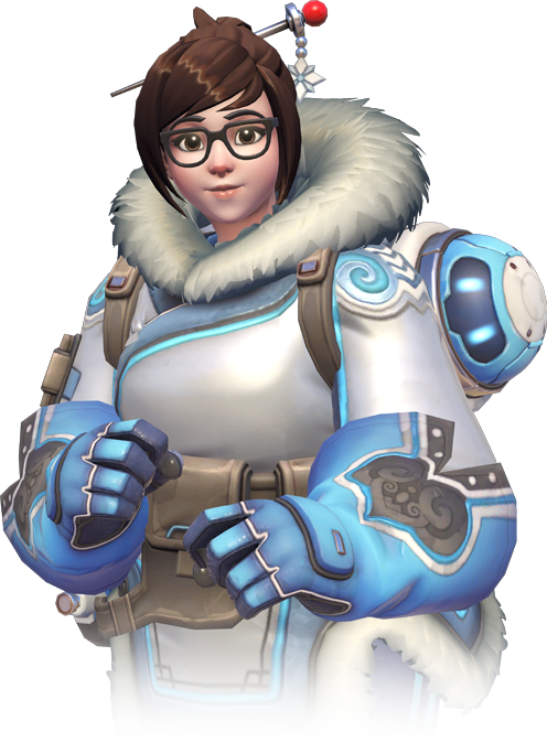 image transparent zarya transparent overwatch casual #119027770