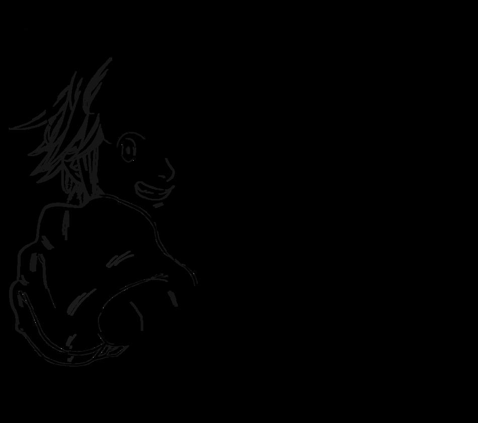 vector transparent Fairy tail nanatsu no. Meliodas drawing.