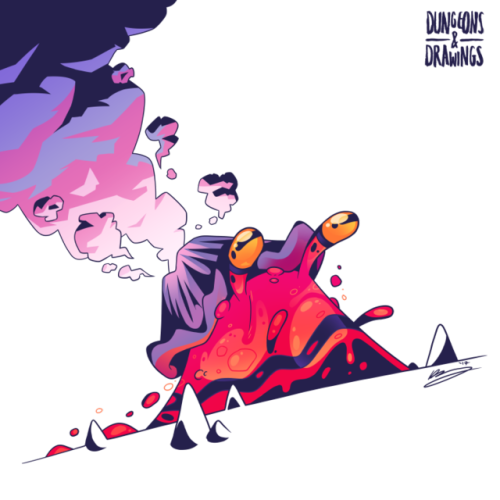 banner freeuse download LAVA OOZE The lava ooze is generally to be found deep in areas with