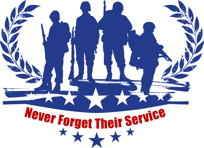 clip royalty free library Veterans memorial . 2017 clipart presidents day.