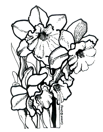 graphic black and white download Memorial clipart altar flower. Free funeral bouquet cliparts.