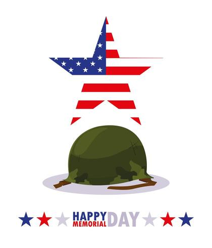 jpg freeuse Memorial clipart helmet. Happy day card with.