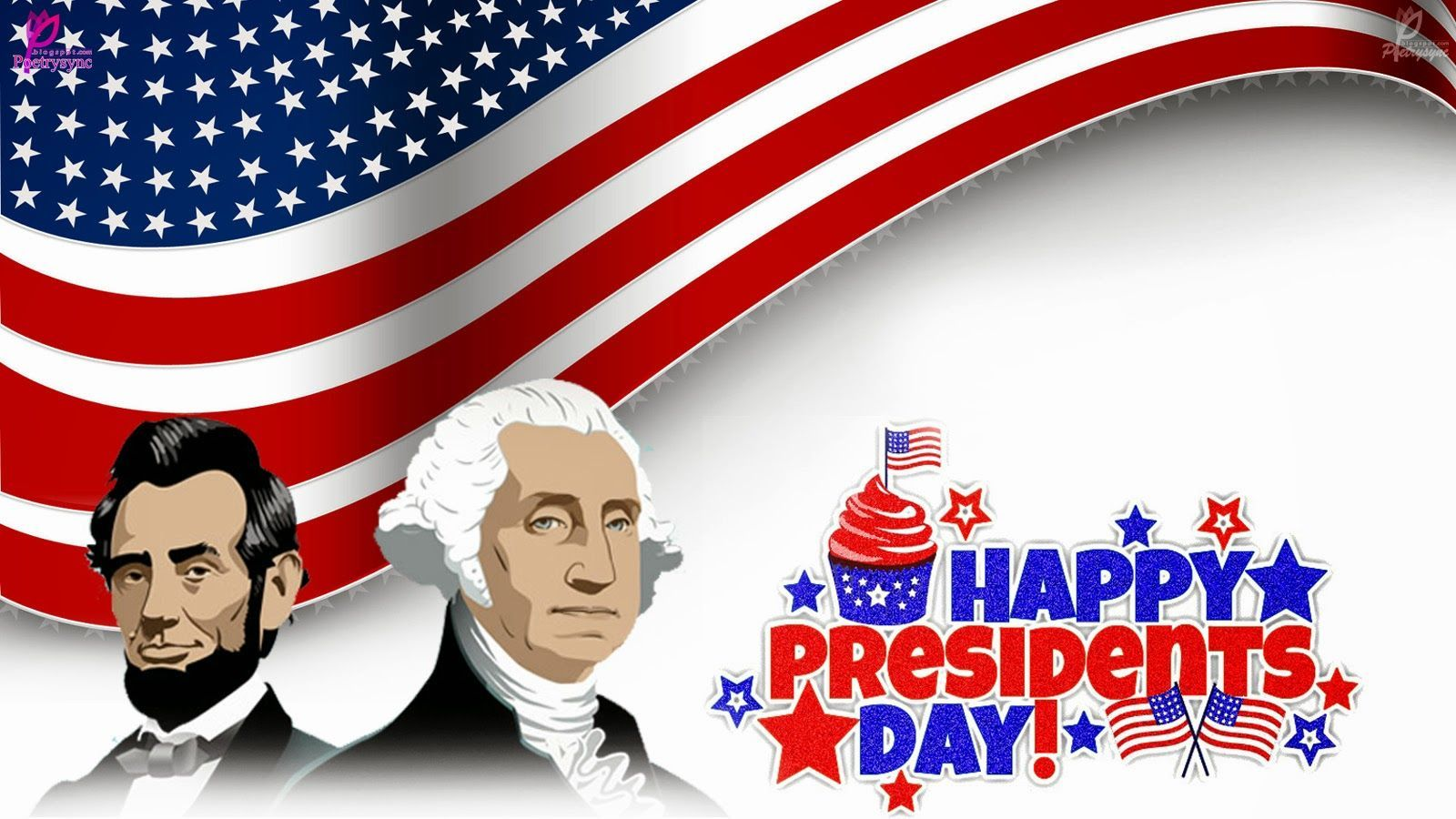 clip art freeuse Images president happy . Memorial clipart presidents day.