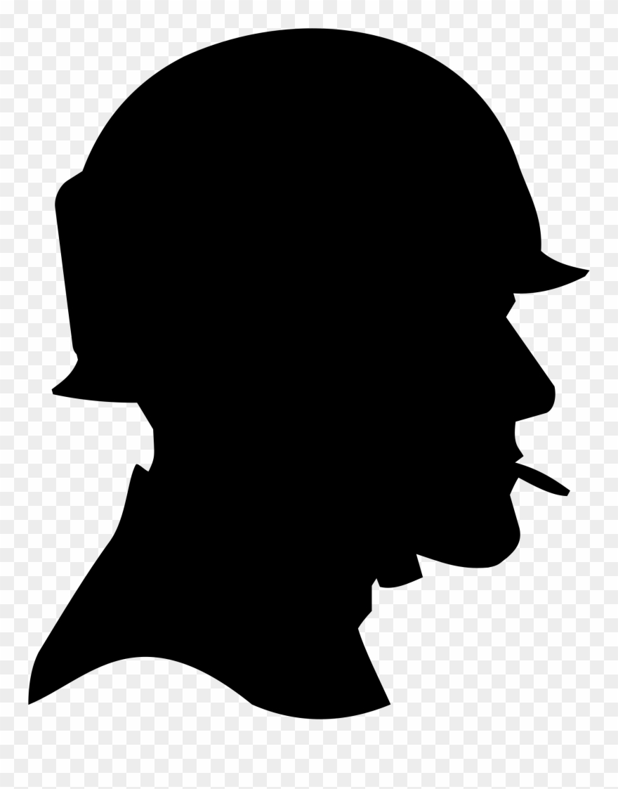 image library stock Memorial clipart silhouette. Day writing prompt for.