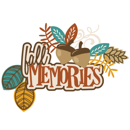 jpg black and white Fall svg autumn file. Memories clipart