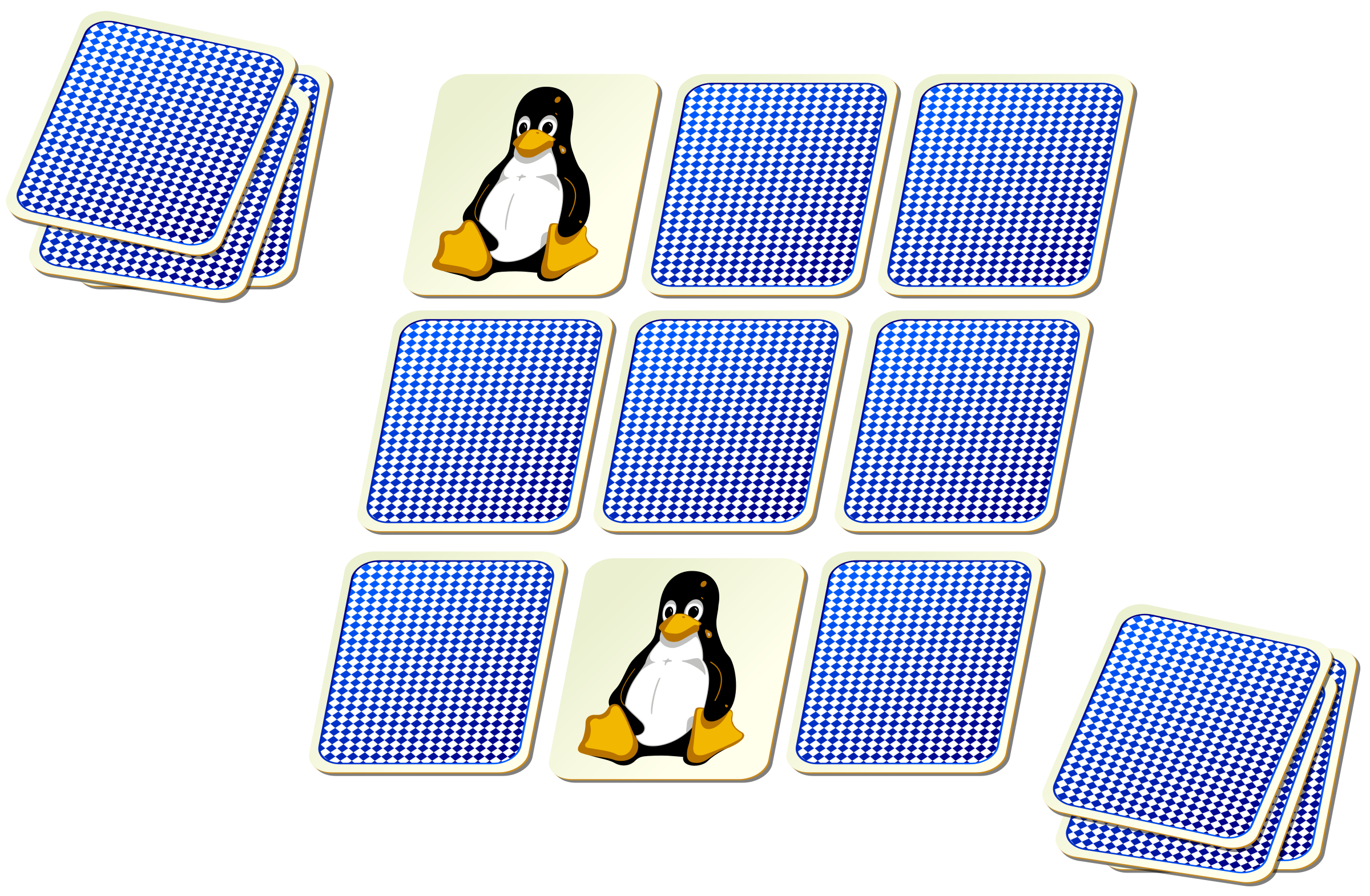 vector royalty free library Memory clipart card game. Pexeso icons png free.