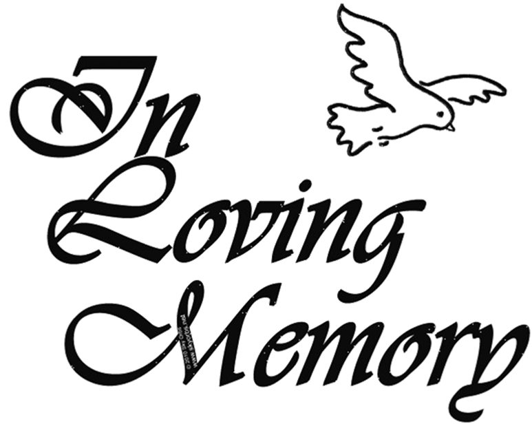 png freeuse stock Memory clipart memorial. Service free download best.