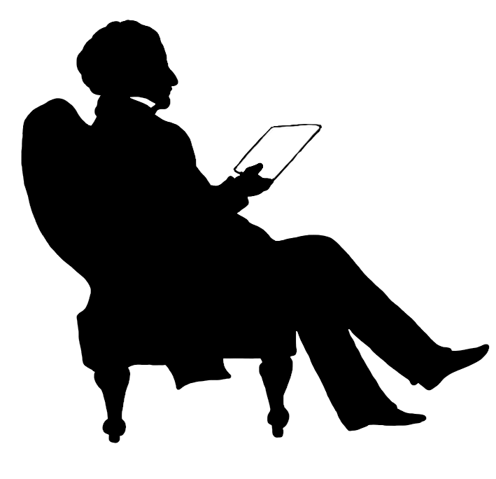 clip art freeuse download Silhouette Of An Old Man at GetDrawings
