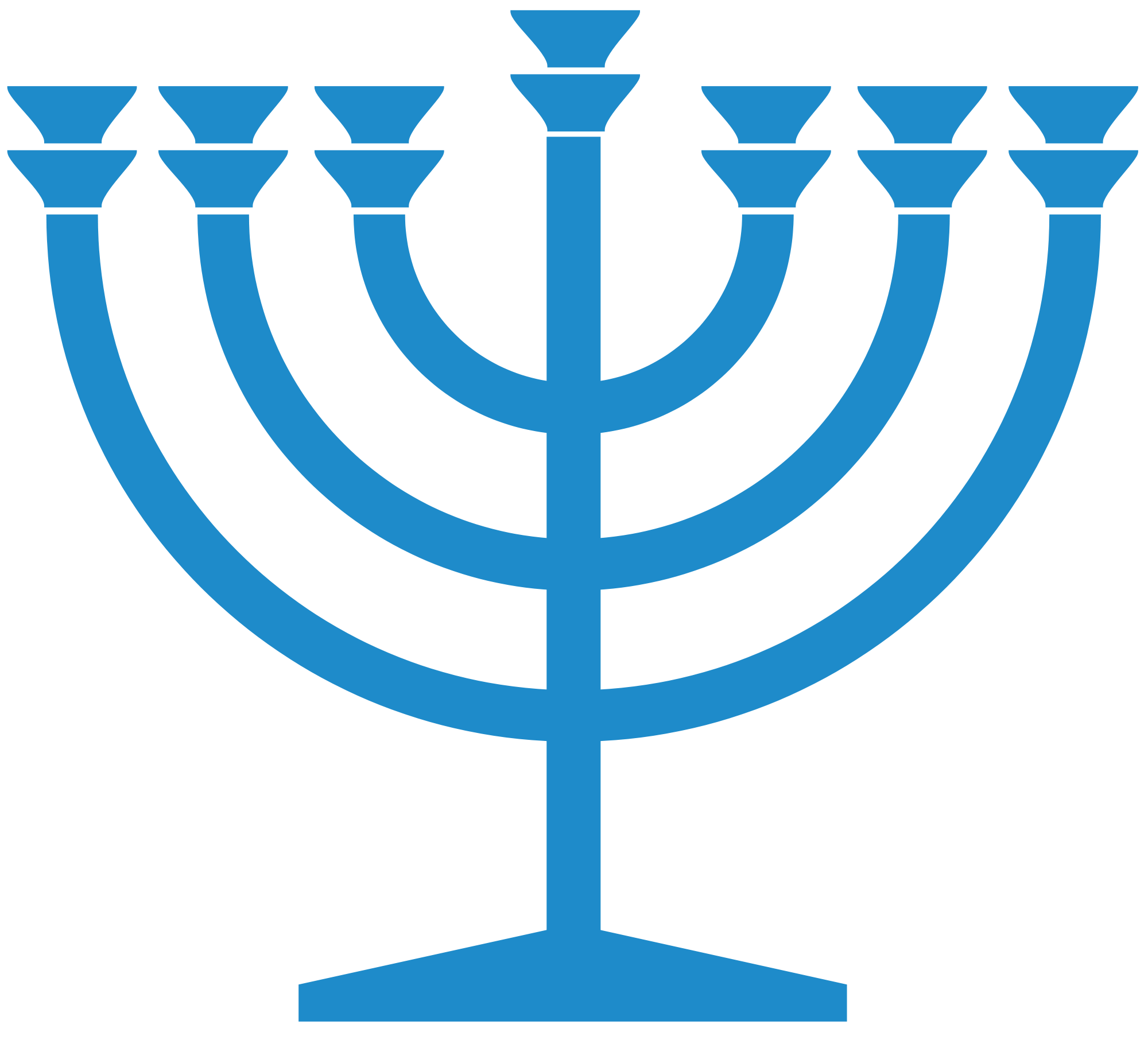 banner royalty free stock File blue wikimedia commons. Menorah clipart svg.