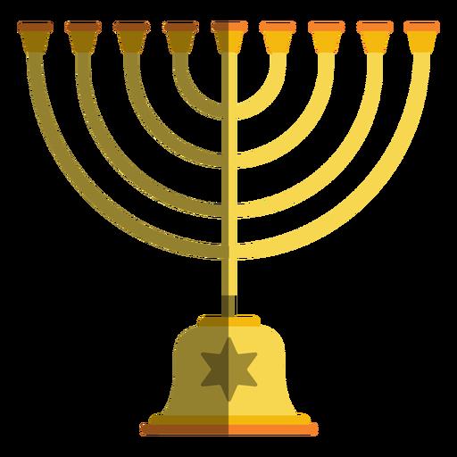 graphic free library Hanukkah candlestick transparent png. Menorah clipart svg.